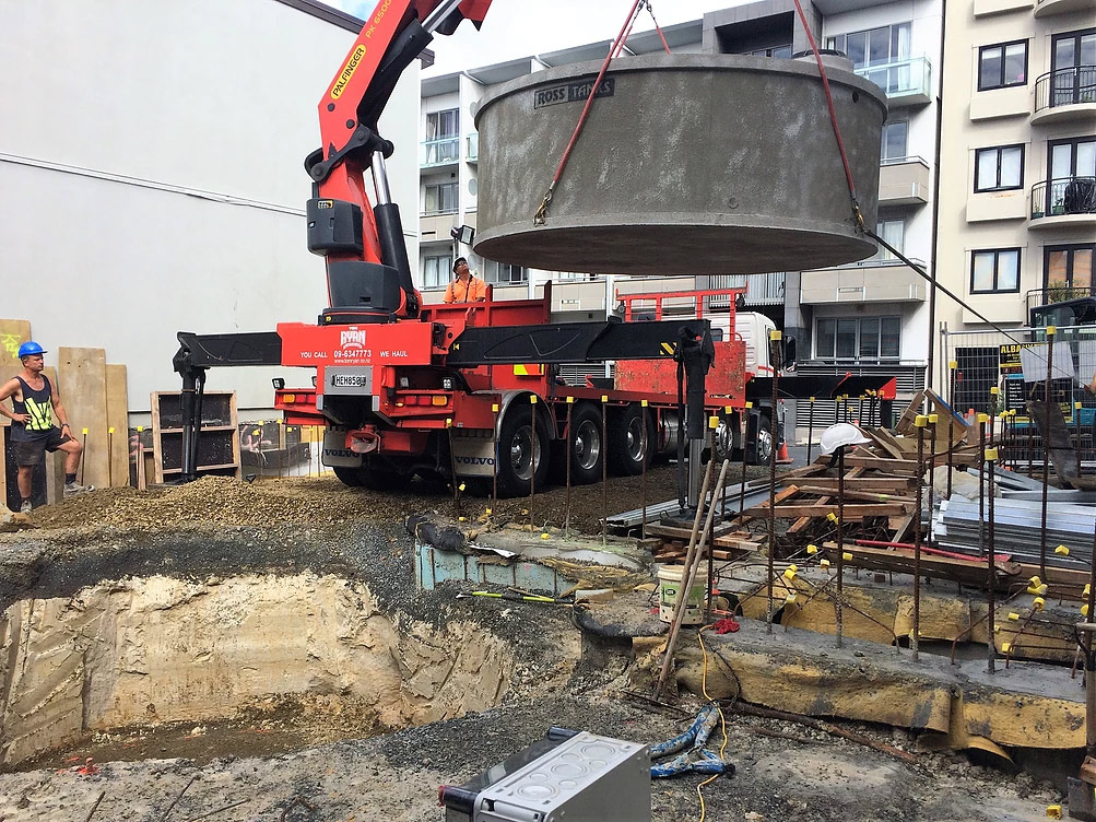 drain laying auckland